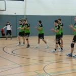 Keine Chance für die Volleyballer in der Verbandsliga