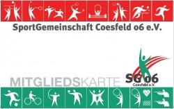 Mitgliedskarte SG VS
