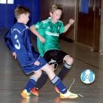 Gepflegtes Kurzpassspiel beschert den Sparkassen-Cup
