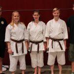 Karatekas zeigten eine gute Leistung bei den Deutschen Meisterschaften
