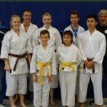 Wettkampfsaison der Karatekas endet erfolgreich
