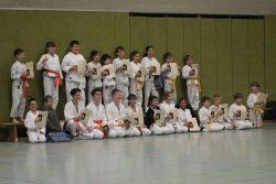Die erfolgreichen Prüflinge der SG 06